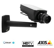 €649+IVA AXIS Q1615 Network Camera HDTV 1080p 60 fps H.264 NUOVO NEW SEALED