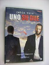 UNO SU DUE - DVD ECCELLENTI CONDIZIONI - PAL - FABIO VOLO NINETTO DAVOLI