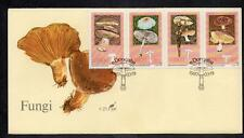 Ciskei  1987 Mushrooms FDC