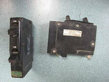 Square D QOT1515 Piggy Back Circuit Breaker, WARRANTY