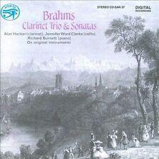 Clarinet Trio & Sonatas, New Music