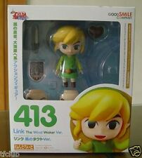 The Legend of Zelda Link The Wind Waker HD Ver. No.413 Q Edition for Nintendo