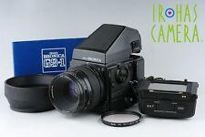Zenza Bronica GS-1 + PG 100mm F/3.5 Lens + 120 Film Back + 220 Film Back #9585E5