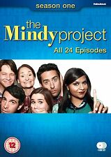 The Mindy Project: Complete Season 1 - DVD NEW & SEALED (4 Discs)