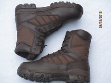 Bates Boots patrol Brown Male, taille 9 M (eu43/us 10) Marron Bottes, MTP