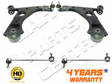 FOR FIAT GRANDE PUNTO FRONT LOWER WISHBONE CONTROL ARMS MEYLE HEAVY DUTY LINKS