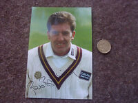 Robert BAILEY England & Northants Cricketer / Cricket ORIGINAL Hand Signed Photo