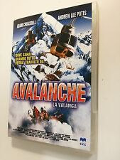 Avalanche (Catastrofico 2004) Dvd film con Adam Croasdell, Andrew Lee Potts