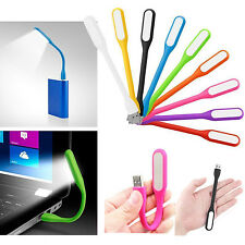 9 Colors Flexible USB LED Reading Light for Keyboard PC Notebook Laptop MAC LWCA