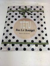 Bas Sans Couture LE BOURGET TÊTU nuance Eglantine Taille 0  /nos/vintage/sexy