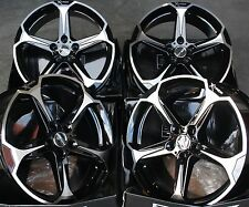 "18"" EXTREME ALLOY WHEELS FITS 5X100 AUDI VW CRYSLER SEAT SKODA TOYOTA VOLKSWAGEN"