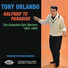 Tony Orlando - Halfway To Paradise: The Complete Epic Masters 1961-1964 (CDCHD 1