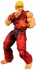 Street Fighter Ken Square Enix Play Arts Kai Action Figure NIP Arcade Edition