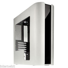 BITFENIX PANDORA CORE SILVER MICRO ATX MINI ITX SLIMLINE CASE WITH SIDE WINDOW