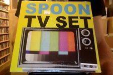 "Spoon TV Set 10"" EP sealed vinyl RSD Black Friday Record Store Day Cramps"