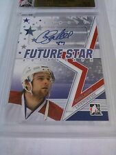 Guillaume Latendresse 2008-09 Ultimate Mem Future Star Auto Silver /30 Encased