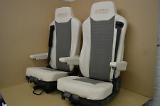 Arto motorhome fully tailored seat covers