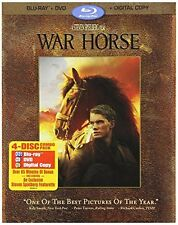 War Horse (Four Disc Combo: Blu-ray/DVD + DC) NEW!