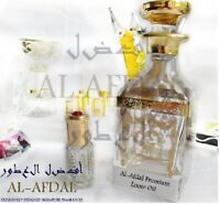 6ml Sandal-Oud by Al-Afdal Agarwood/Sandalwood/Oudh Perfume oil/Attar/Ittar/Itr