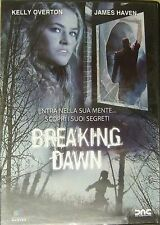 Dvd - BREAKING DAWN Editoriale (Thriller)