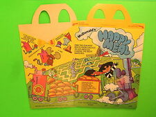 1981 McDonalds HM Box - Adventures of Ronald McDonald - Express