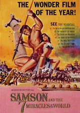 Samson & The Seven Mir (2015, DVD NEUF)