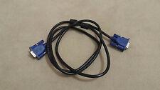 Cable VGA 15 PIN pour relier le moniteur à l'ordinateur (!!! longueur 1m48 !!!)