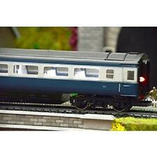 Train Tech Coach Lighting Cool White plus Flashing Tail Light CL25 HO/OO Scale