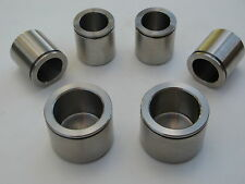 1963 -1968 Alfa Romeo 2600 all models, stainless steel rear caliper piston set.