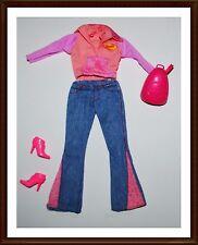 Beautiful  Barbie Clothes Set - Mattel - Fashionista, Fashion Avenue, Lot 1872
