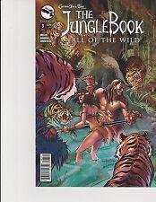 Jungle Book Fall of the Wild #3 Cover D Zenescope Comic NM Valentino
