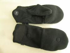 NWOT REI Thermo Convertible Gloves Mittens Polartec Wind Pro Fleece Unisex S $39