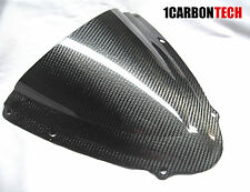 05 06 2005 2006 SUZUKI GSXR 1000 CARBON FIBER WINDSCREEN WINDSHIELD