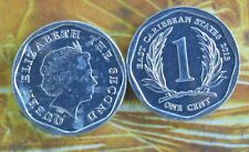 2013 - EAST CARIBBEAN STATES - 1 CENT - UNC Coin