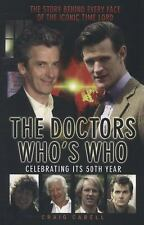The Doctors: Who's Who, Cabell, Craig, New Books