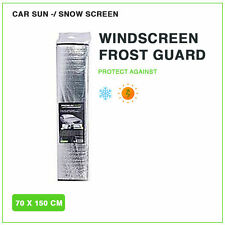 Premium Windscreen Frost Guard/Cover Heat and Snow Resistant High Quality Cover