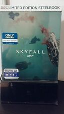 Skyfall Out-of-Print Limited Edition STEELBOOK Blu-ray+UltraViolet Digital Copy