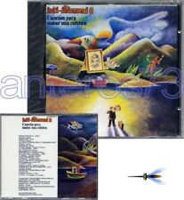 "INTI-ILLIMANI ""CANCION PARA MATAR UNA CULEBRA"" RARE CD MADE IN ITALY"