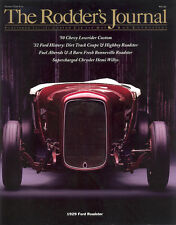 No. 34A 1929 Ford Roadster RODDERS JOURNAL