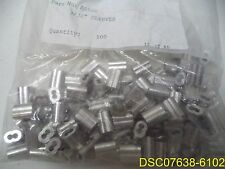 "Qty = 100: A-Tech Part No. AS 332, 3/32"" Sleeves"