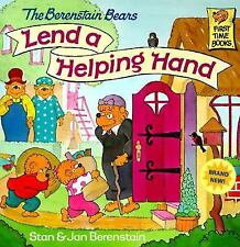 NEW The Berenstain Bears Lend a Helping Hand Paperback (Buy One, Get One Free)