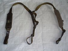 Authentic Soviet Russian Soldier army chest rig, belt