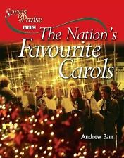 """The Nation's Favourite Carols Andrew Barr """"AS NEW"""" Book"""