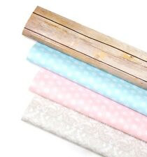 'ELLA BELLA' FADELESS BACKING PAPER - FOUR PACK FOR PHOTOGRAPHY AND CLASSROOMS