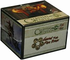 Legend Of The 5 Rings:15th Anniversary Celestial Ed Booster Box. 48 Packs. New!