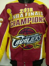Cleveland Cavalers 2016  NBA Championship Twill Jacket - Medium Free Ship
