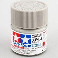 Tamiya XF83 Medium Sea Gray Acrylic Model Paint 81783 TAM81783