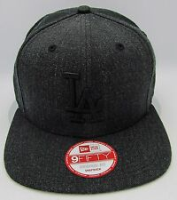 Los Angeles DODGERS Snapback Cap Hat MLB NEW ERA 9FIFTY Original Fit OSFM Black