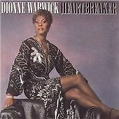 Dionne Warwick - Heartbreaker (CD 2007) Near mint condition