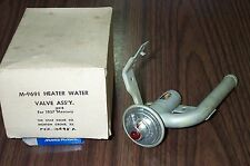 1957 1958  EDSEL  MERCURY MONARCH HEATER WATER CONTROL VALVE FEK-18495-A  NORS